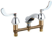 Chicago Lavatory Widespread Faucet With ADA Handles