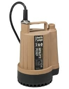 Tool - Liberty Submersible Utility Pump