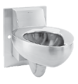 Metcraft Wall Hung Water Closet
