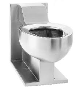 Metcraft Floor Mount Water Closet