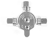 Sloan Mechanical Mixing Valve
