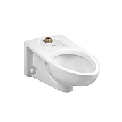 American Standard Top Spud Wall Hung Water Closet - 1.28 GPF