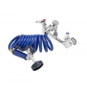 T&S Faucet & Hose Assembly for Pet Grooming