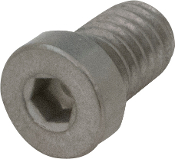 Chicago Screw, Flat Head