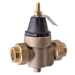 Watts Water Pressure Reducing Valve - 1""