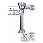 Sloan Royal Uppercut Flushometer Complete - 1.6/1.1 Dual Flush